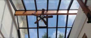 glass window ceiling business Sunriver Oregon